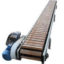 Slat Chain Conveyor in  6-Sector