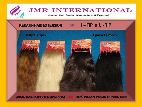 I Tip And U Keratin Hair Pre Bond Extension