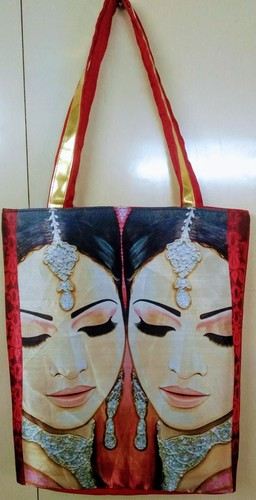 Large Size Ladies Ethnic Tote Bags in  Andheri (W)