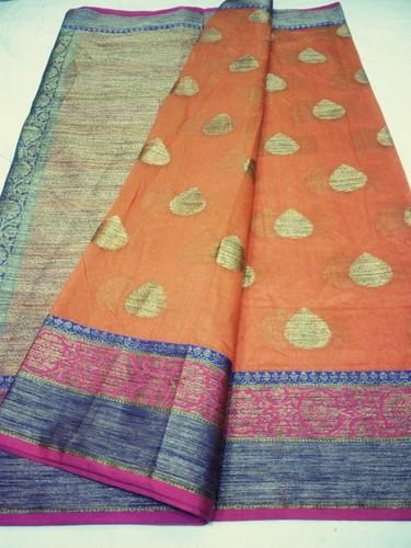 Cotton Saree in   Chohra Jaitpura