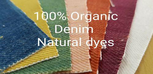 Organic Denim Fabrics
