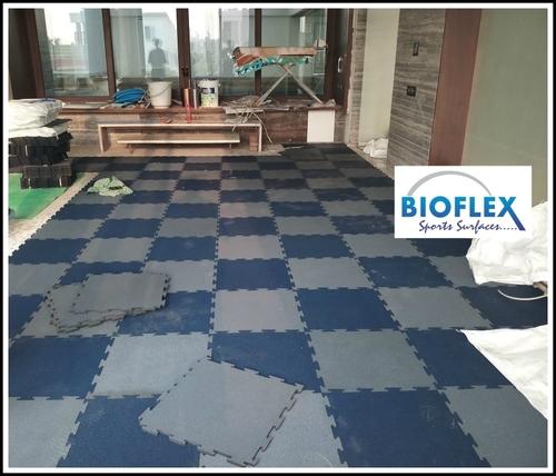Interlock Rubber Flooring in  Mundka Indl. Area