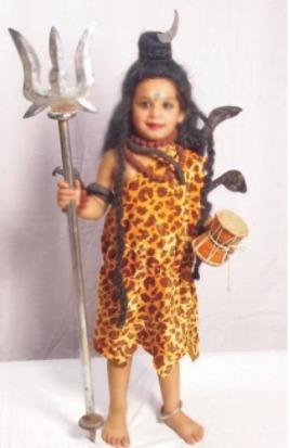 Goddess Shiv Dress