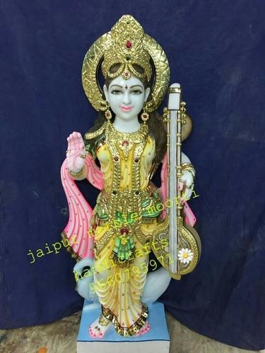 Saraswati Mata Marble Statues in  Chandpole