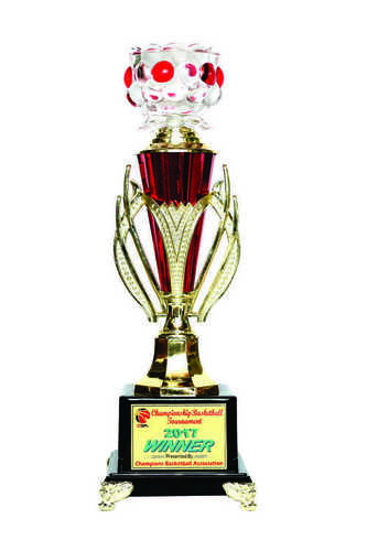 Crystal Trophy in  G.T. Road