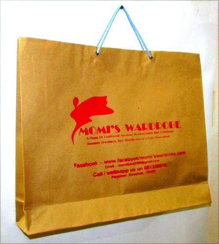 Brown Kraft Paper Bag in  New Area
