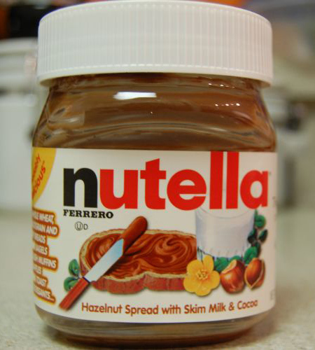 Nutella Ferrero Hazelnut Spread in   APT 203