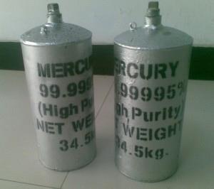 Prime Virgin Silver Liquid Mercury in   APT 203