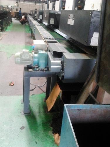 Belt Conveyor Chip Handling For CNC Machine in  Mehta Nagar