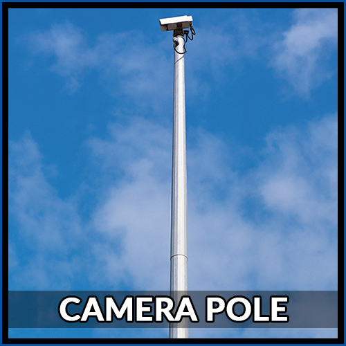Electrical Poles In Greater Noida Uttar Pradesh India