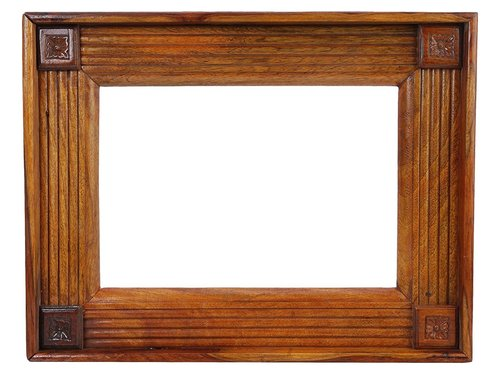 Seasoned Teak Wood Mirror Frames in  Sardarpura