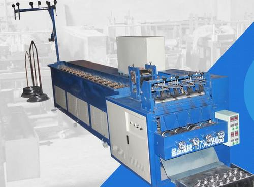 Full Automatic Wire Drawing And Scrubber Combined Machine in   Luozhuang District