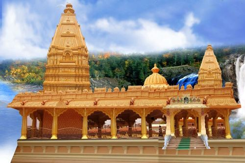 Jay Bhavani Religious Temple Construction Services in  Nanded