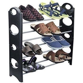 Plastic Shoe Rack in  New Area