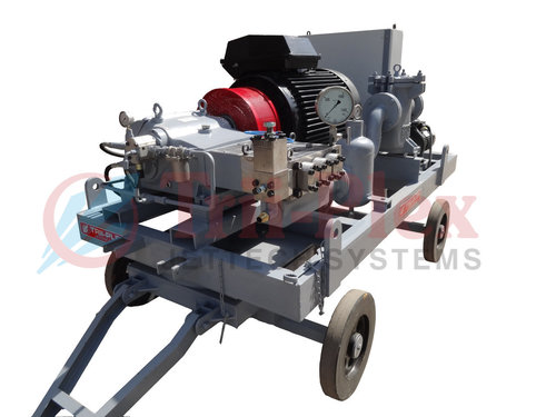 1000 BAR High Pressure Water Blasting Machines 15K PSI in  Ramol