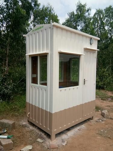 MS Security Cabin in  Virgo Nagar Industrial Area
