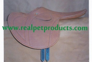 Reliable Leather Horse Saddle