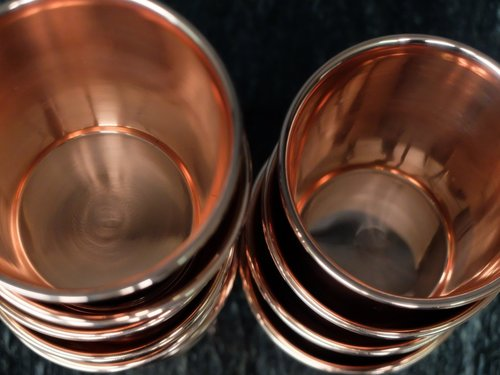 Copper Cup in  Sambhal Road