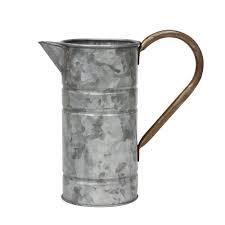 Galvanized Water Can in  Peetal Nagri