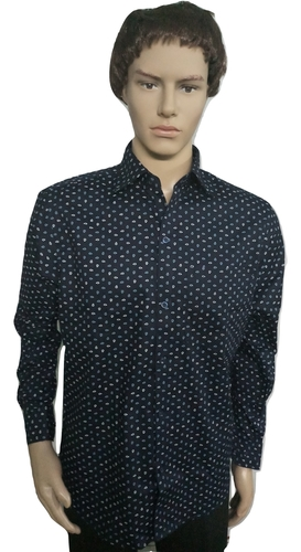 Full Sleeves Mens Shirts in   1st Floor