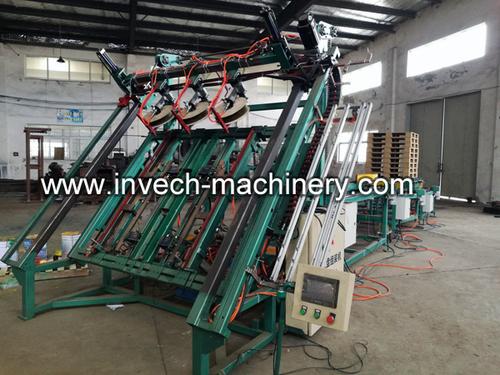 EU Pallet Making Machines in Middle Hanghai Road