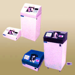 Vacuum Type Currency Counting Machine
