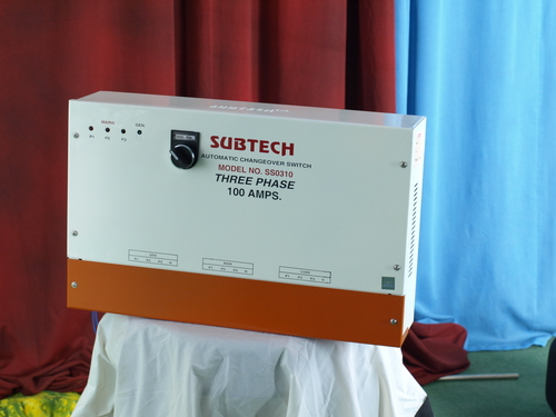 Automatic Changeover Switches Upto 250 Amp.