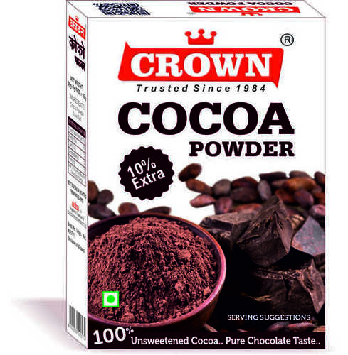 Unsweetened cocoa powder india