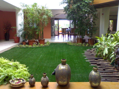Artificial Grass For Landscaping in  Begumpet