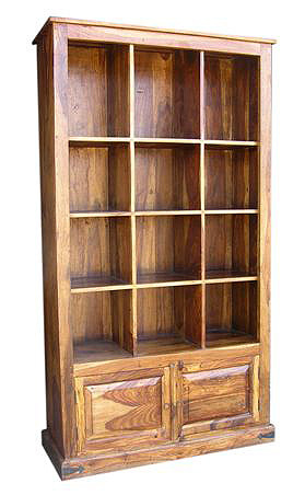 Designer Wooden Book Rack in Boranada, Jodhpur | SHREE NEMI ART EXPORT