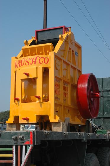 Heavy Duty Crushing Machine