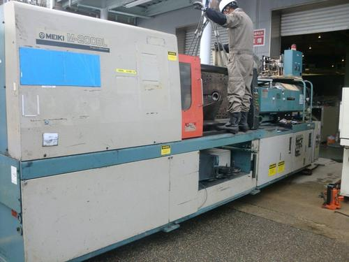 used injection molding machine for sale in india