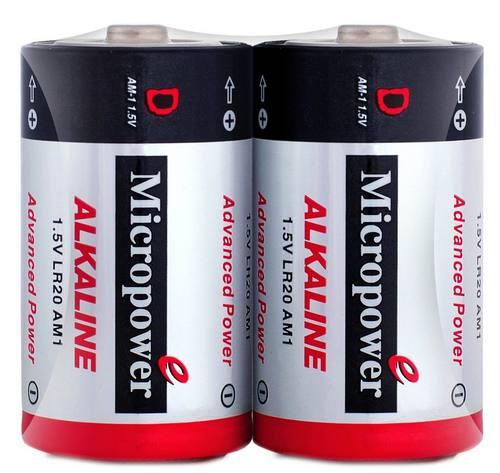 Alkaline D/LR20 Battery