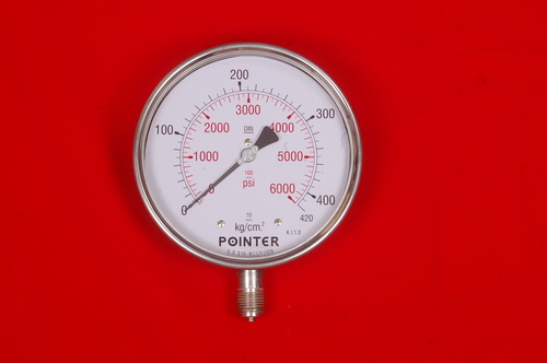 Industrial Pressure Gauges in   Ghandhinagar