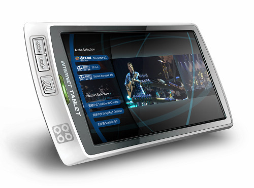 7 Inch Linux Android Tablet Pc