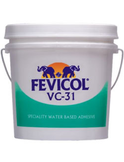WATER BASED SYNTHETIC ADHESIVE