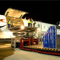 Air Freight Forwarding Services in  7-Sector - Dwarka