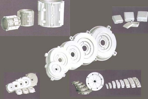 Casted Generator Parts