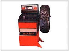 Wheel Balancer � Digital