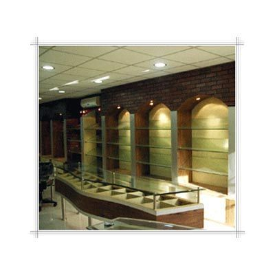 Showroom Interior Designing And Decoration