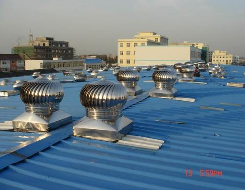 Rooftop Wind Turbines Ventilator : Rooftop turbo ventilator in tianchang anhui province