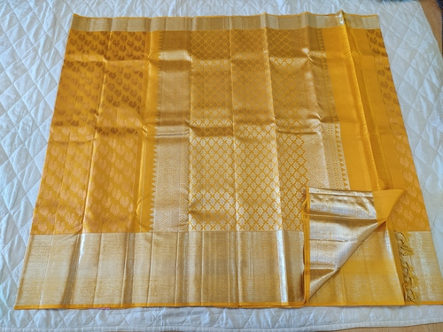 Traditional Silk Saree in  New Area