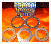 Motorcycle Clutch Plates