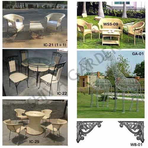 outdoor garden furniture in ghitorni - Garden Furniture Delhi