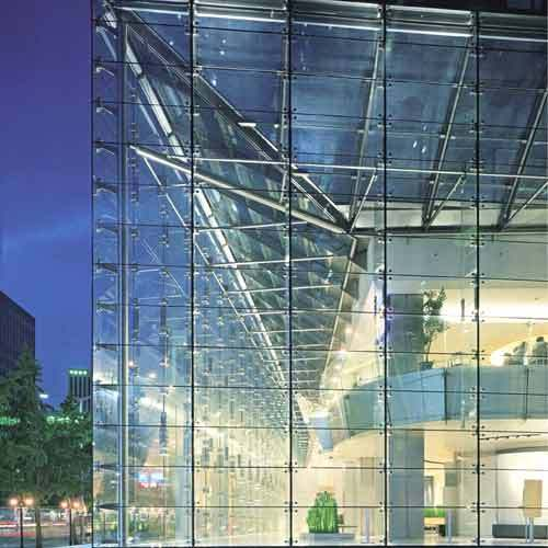 Structural Glazing in Dilshad Garden, Delhi - Service