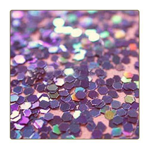 Holographic Glitter Dust in  Flatted Factory Complex (Okhla)