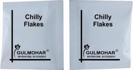 Chilly Flakes Pouches