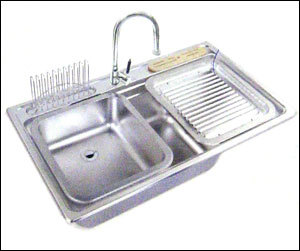 Flexi Kitchen Sink In Purna, Bhiwandi, Maharashtra, India - Vardhman ...