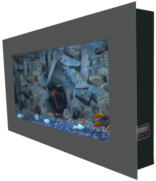 wall mounted aquarium in udhna surat manufacturer. Black Bedroom Furniture Sets. Home Design Ideas