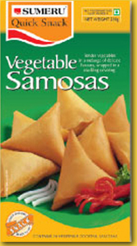 Vegetables Samosa